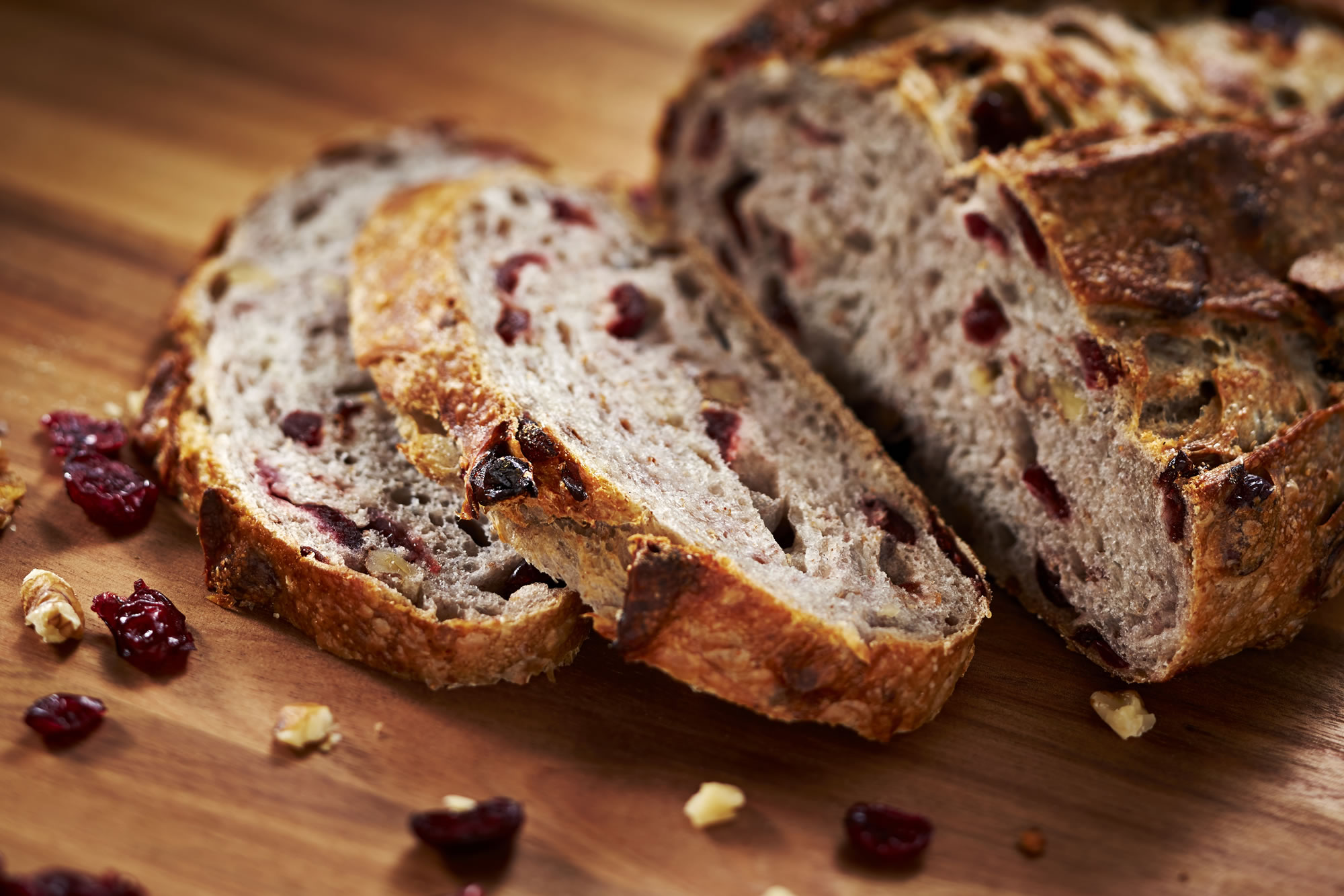 Cranberry Walnut Bread Crest Hill Bakery Artisan Bread